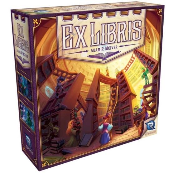 Ex Libris – INGLES (SOBRE PEDIDO)