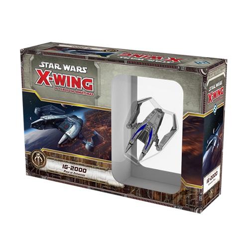 Star Wars: X-Wing – IG-2000 (Sobre pedido)