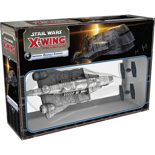 Star Wars X-Wing: Imperial Assault Carrier (SWX35) (sobre pedido)