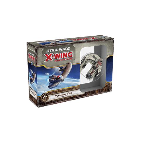 Star Wars: X-Wing – Punishing One (sobre pedido)