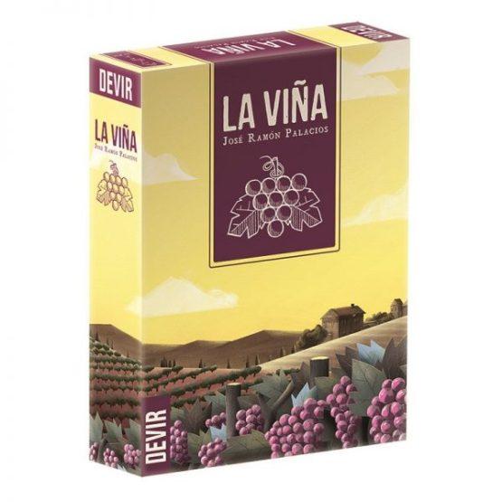 La Viña. ESPAÑOL (SOBRE PEDIDO)