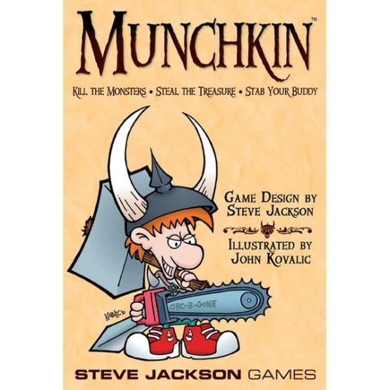 Munchkin (SOBRE PEDIDO)
