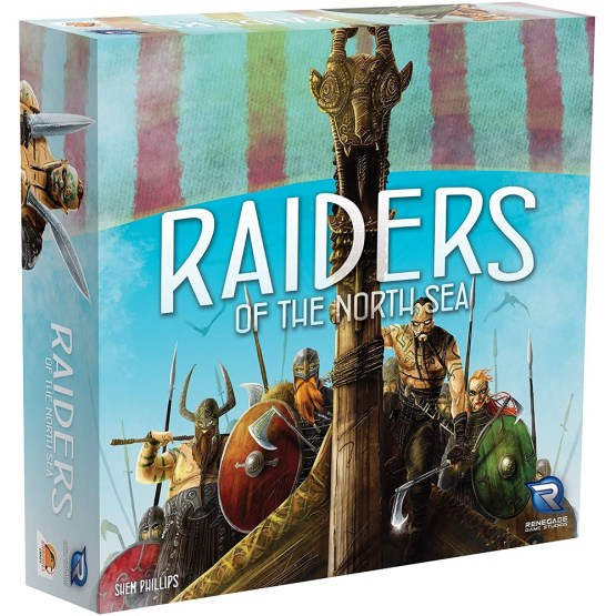 Raiders of the North Sea – INGLES (SOBRE PEDIDO)