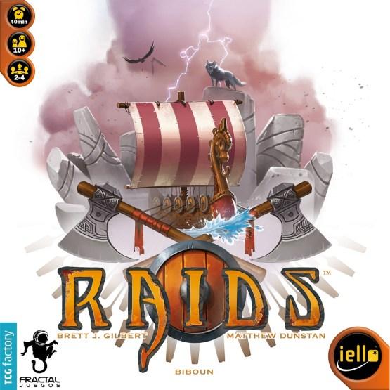 Raids ESPAÑOL (SOBRE PEDIDO)