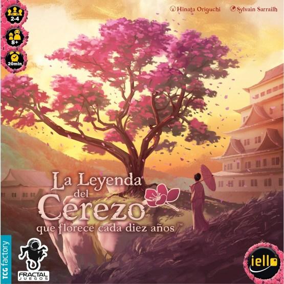 La Leyenda del Cerezo ESPAÑOL (SOBRE PEDIDO)
