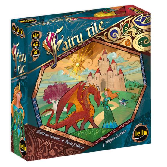 Fairy Tile (English) (SOBRE PEDIDO)