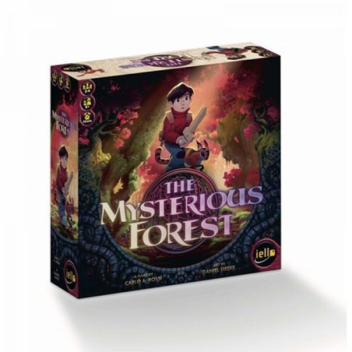 Mysterious Forest (SOBRE PEDIDO)