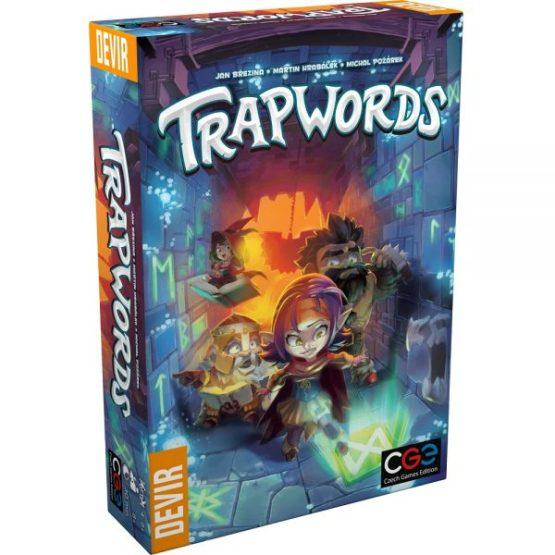 Trapwords – ESPAÑOL (SOBRE PEDIDO)
