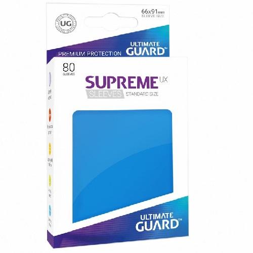 Ultimate Guard Supreme UXSLVS STD Royal Blue (80) (UGD010540CN) (SOBRE PEDIDO)