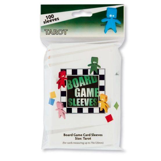 Arcane Tinmen: Tarot Board Game Sleeves (70 x 120 mm)(SOBRE PEDIDO)