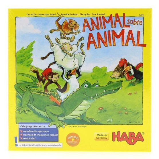 Animal sobre Animal – Multilenguaje (SOBRE PEDIDO)