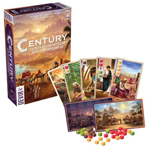 Century – La Ruta de las Especias – ESPAÑOL (SOBRE PEDIDO)