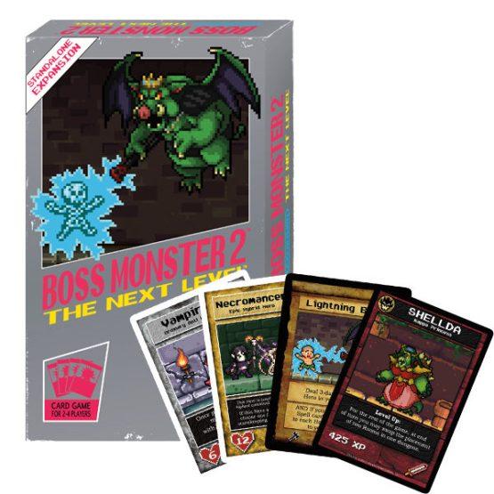 Boss Monster 2: The Next Level – INGLES (SOBRE PEDIDO)
