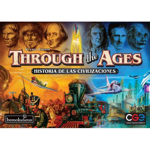 Through the Ages (6/case) (SOBRE PEDIDO)