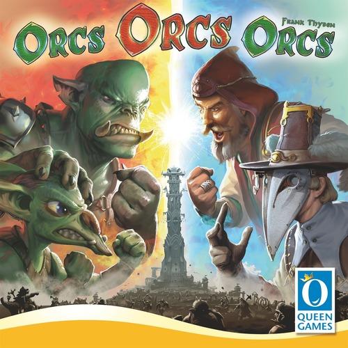 Orcs Orcs Orcs (SOBRE PEDIDO)