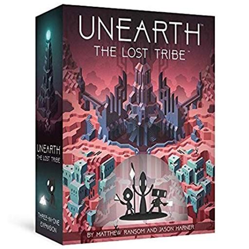 Unearth – The Lost Tribe – INGLES (SOBRE PEDIDO)
