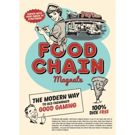 Food Chain Magnate – INGLES (SOBRE PEDIDO)