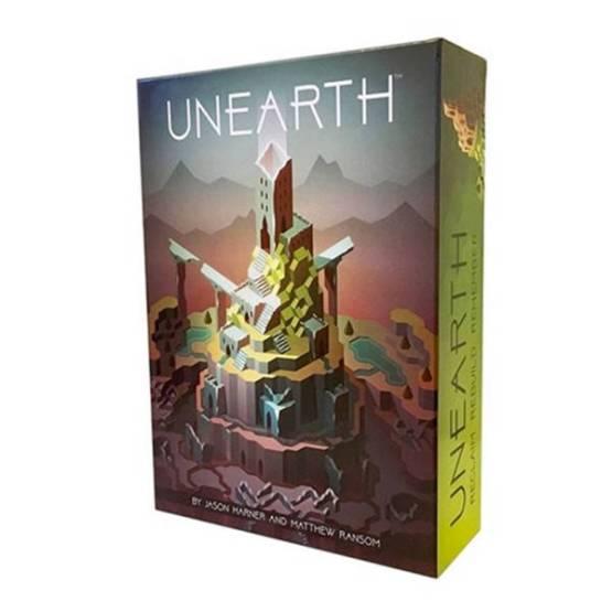 Unearth – INGLES (SOBRE PEDIDO)