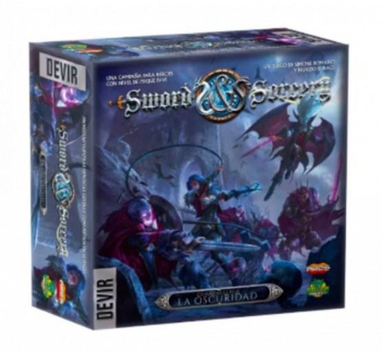 Sword and Sorcery – Cuando llega la Oscuridad ESPAÑOL (SOBRE PEDIDO)