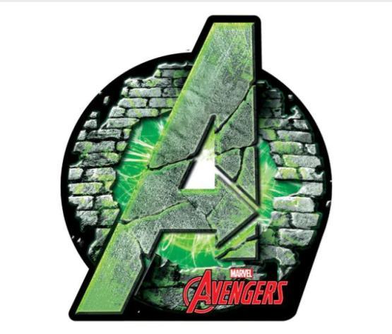 Rompecabezas coleccionable avengers Hulk