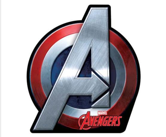 Rompecabezas coleccionable avengers capitán américa