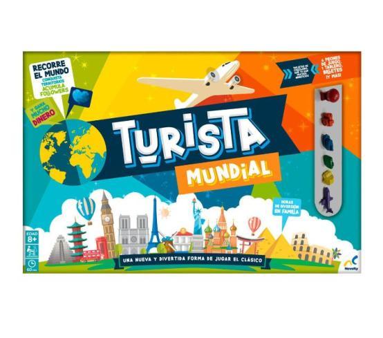 TURISTA MUNDIAL