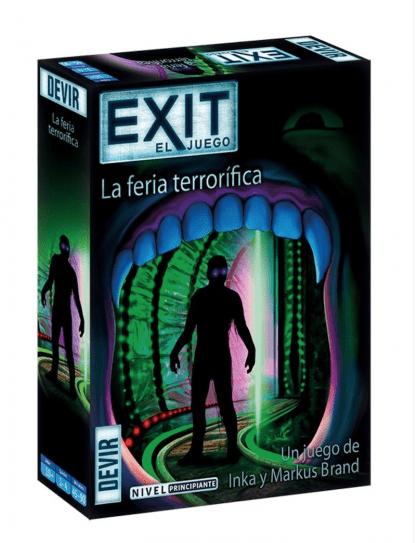 EXIT 13 – La Feria Terrorífica – Nivel: Principiante