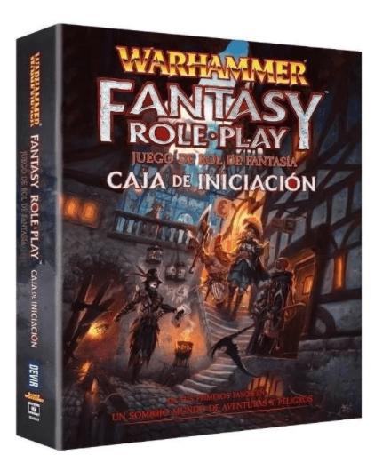 Warhammer Fantasy Caja De Iniciación