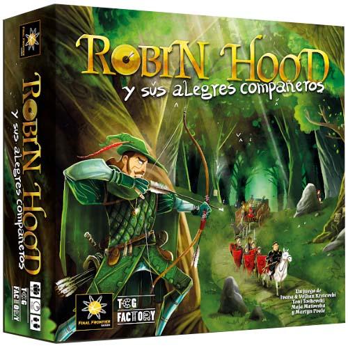 Robin Hood y sus alegres compañeros (SOBRE PEDIDO)