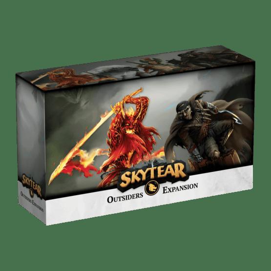 Skytear: Outsiders (expansión) (SOBRE PEDIDO)