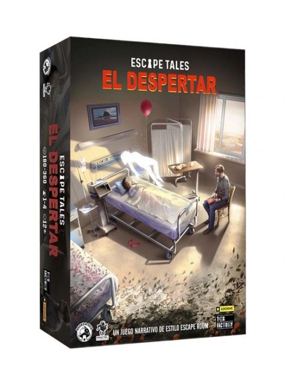 Escape Tales El Despertar – Juego De Mesa (SOBRE PEDIDO)