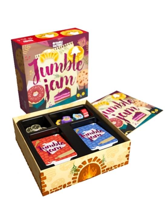 Jumble Jam – Juego De Mesa ( SOBRE PEDIDO)