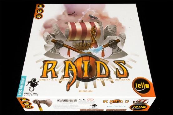 Raids (SOBRE PEDIDO)