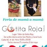 17 al 21 mayo 2019 - Feria de mamá a mamá