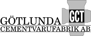 Götlunda Cementvarufabrik Logo