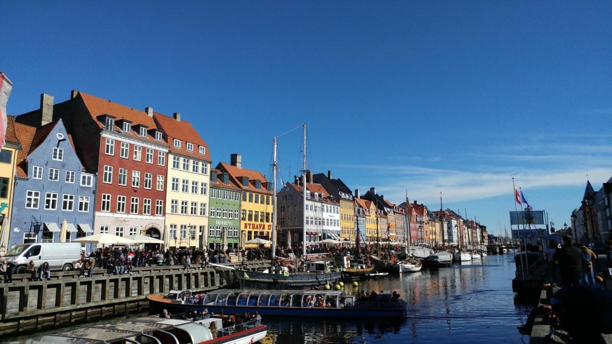 Copenhagen: Visit the Nyhavn