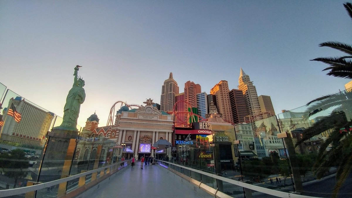 US Road Trip: New York New York Casino