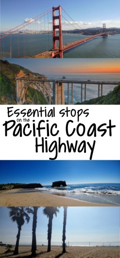 Essential Stops on the Pacific Coast Highway