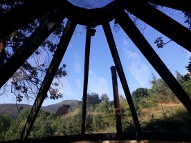 Bizarre places to stay in Wales - The Starhouse