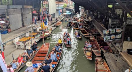 How to Spend 3 Days in Bangkok on a Budget