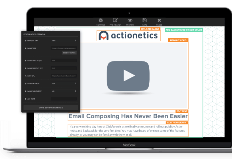 Actionetics Review - services