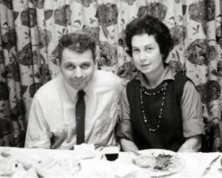 Simon Nathan& Ida Wyman Nov1961