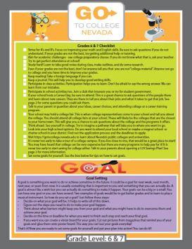 picture of grades 6-7 handout