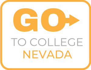Go To College Nevada logo