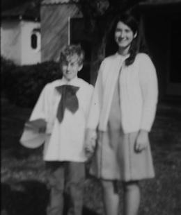 Brian Hogan With Patti Jean