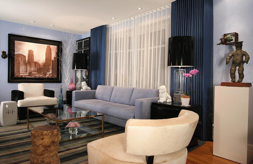 Mediterranean Living Room Decorating Ideas