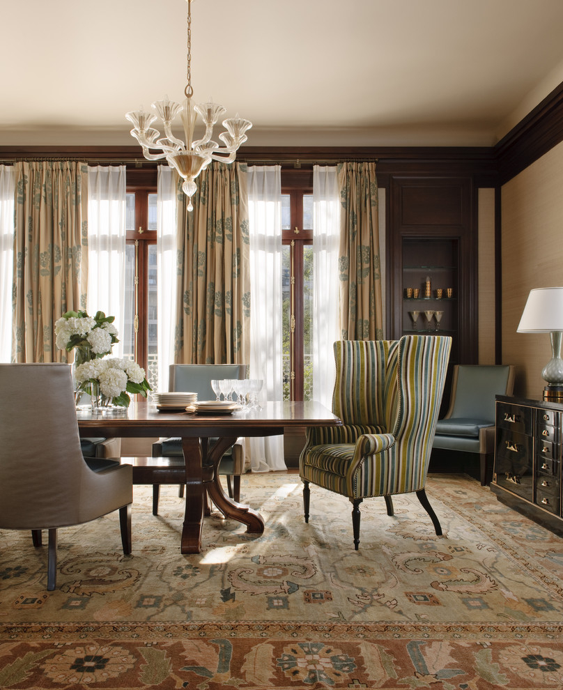 Simple Dining Room Curtain Ideas For Family Event #686 ... on Dining Room Curtain Ideas  id=61294