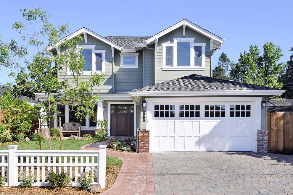 Custom Colors For Front Garage Doors Plans #951 | Garage Ideas on Garage Door Color Ideas  id=65952