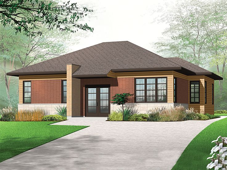Affordable House Plans #1786
