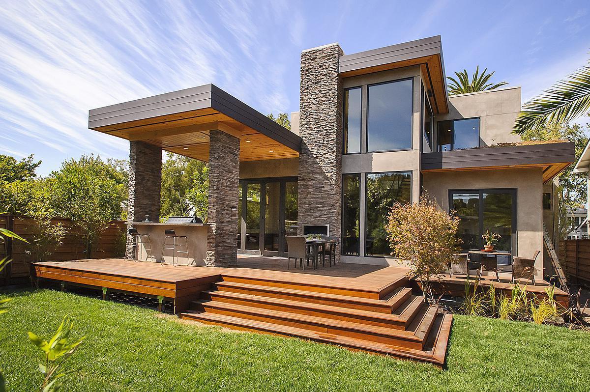 Impressive Modern Prefab Home Design Plans #7704   House ... on Modern Style Houses  id=48126